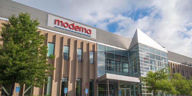 חברת מודרנה, צילום: Moderna