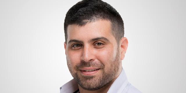 """עמרי שגב מויאל, מנכ""""ל חברת הסייבר פרופרו, צילום: יח""""צ"""