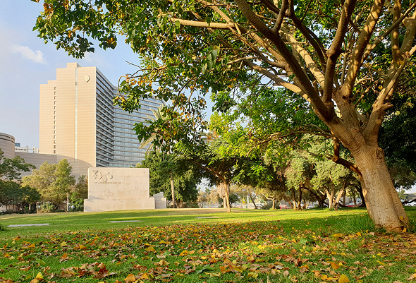 גן הכובשים תל אביב, ריאה ירוקה , צילום: מטה המאבק להצלת גן הכובשים