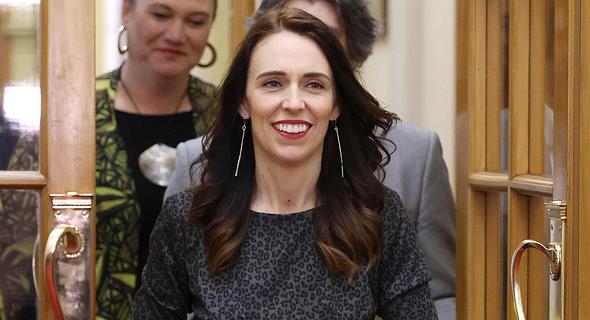 ראשת ממשלת ניו זילנד, ג'סינדה ארדרן