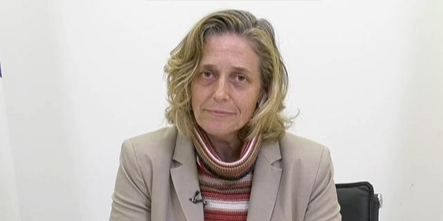 """ד""""ר שרון אלרעי-פרייס ראש שירותי בריאות הציבור, צילום מסך: לע""""מ"""
