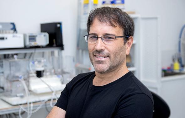 Mistrasist Medical CEO and founder Gil Naor. Photo: Shay Zilberman
