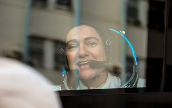 NASA astronaut Jessica Meir was the fourth Jewish woman in space and the first of Middle-Eastern descent. Photo: Shutterstock