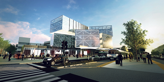 """לאחר שנים של עיכובים: אושר ההסכם להקמת תחנה מרכזית חדשה בפ""""ת"""