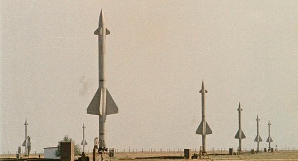 טילי S25 של ברית המועצות. איום על הוואלקירי? לא ממש, מקור: ausairpower