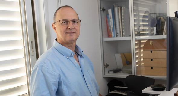 """דן ענבר, נשיא חטיבת האחסון הגלובלית ומנכ""""ל מרכז הפיתוח בישראל של דל טכנולוגיות"""