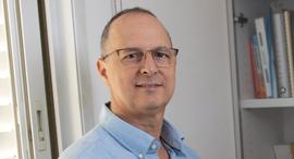 """דן ענבר מנכ""""ל מרכזי הפיתוח של דל טכנולוגיות , צילום: טל שחר"""