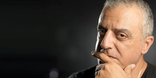 השחקן נורמן עיסא, צילום: רמי זרנגר
