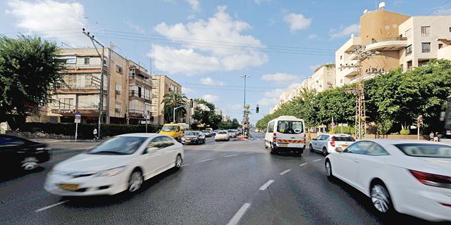 תל אביב, צילום: יובל חן