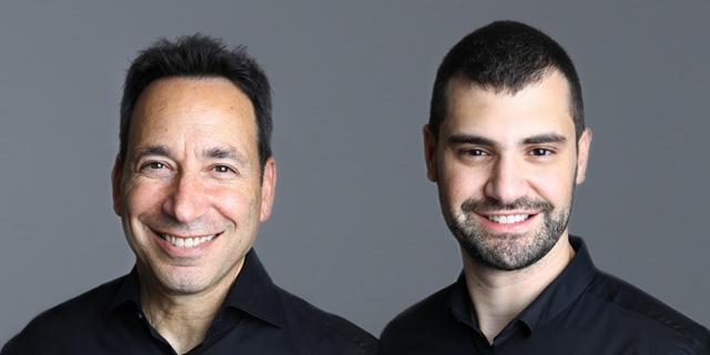 Salt co-founders. Photo: Seli Ben Arie
