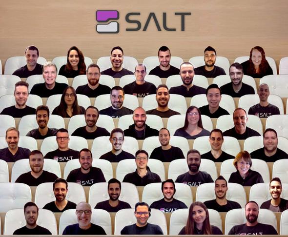 צוות Salt Security