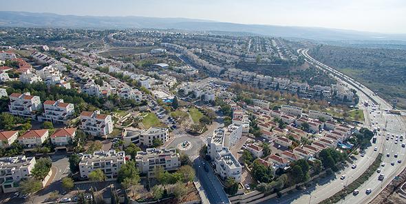 מודיעין. עד 2040 צפויה העיר לאכלס קרוב לרבע מיליון תושבים, צילום: גידי אבינערי, באדיבות עיריית מודיעין