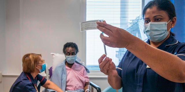 איטליה: נמצא חולה קורונה שנדבק במוטציה שהתפתחה בבריטניה