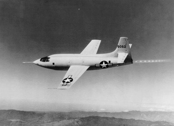 מטוס הרקטה X1