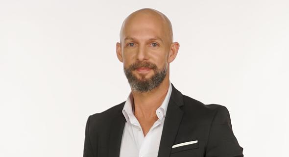 Adi Katz, the Co-founder, and CEO of Levent Ltd. Photo: Guy Yeruslavski