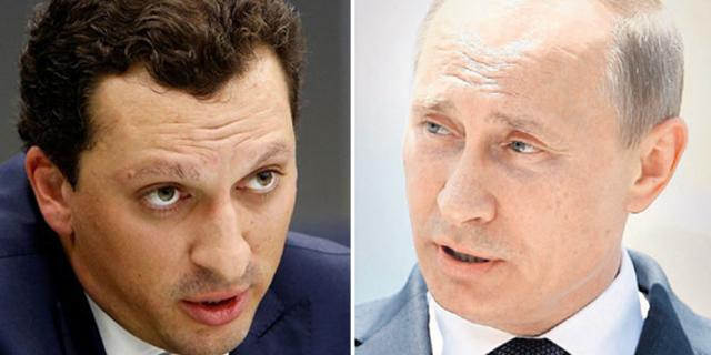 תחקיר: חתנו של פוטין קיבל אחזקות בשווי 380 מיליון דולר - תמורת 100 דולר בלבד