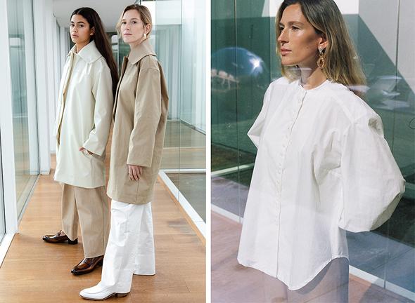 הבגדים מהקולקציה החדשה של Vas של המעצבת רותם גור , צילום: מרב בן לולו ונונה קרן