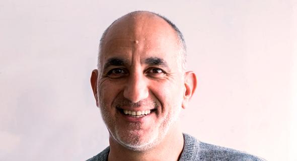 Hibob CEO Ronni Zehavi. Photo: Rotem Lahav