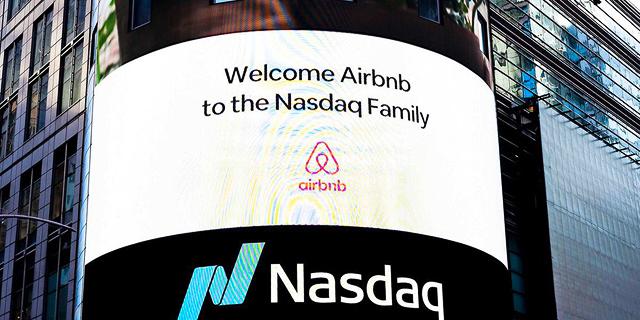 """הדו""""ח הראשון אחרי ההנפקה: Airbnb דיווחה על הפסד של 3.9 מיליארד דולר ברבעון"""
