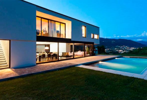 פרויקט Hill Top Villa View, הדמיה: קרקעות ישראל