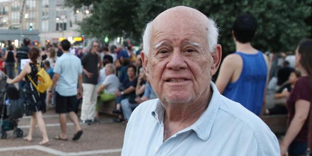 הפסל דני קרוון, חתן פרס ישראל, הלך לעולמו בגיל 90