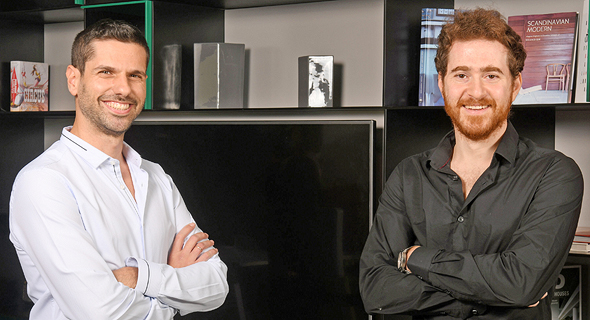 Noname co-Founders Oz Golan and Shay Lev. Photo: Yossi Zeliger