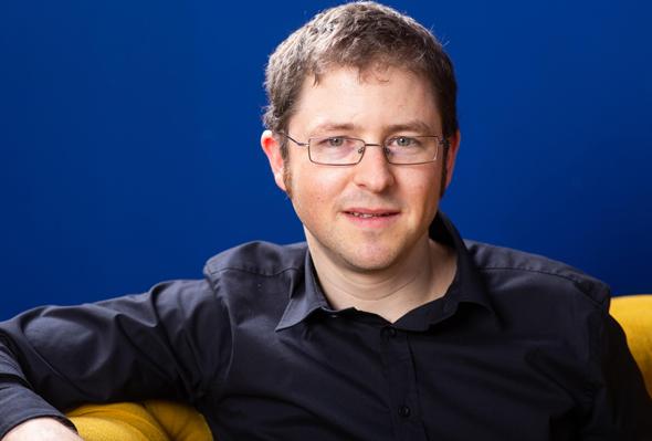 Augury CEO Saar Yoskovitz. Photo: Augury