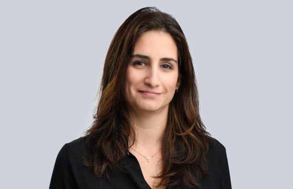 Dana Eisen Ezov, VP HR. Photo: David Garb