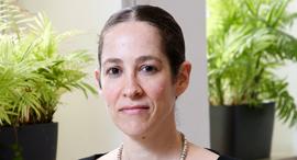 שירה גרינברג כלכלנית ראשית ב משרד אוצר, צילום: אלכס קולומויסקי