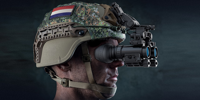 Elbit awarded $16 million project to supply night vision goggles to UK Armed Forces