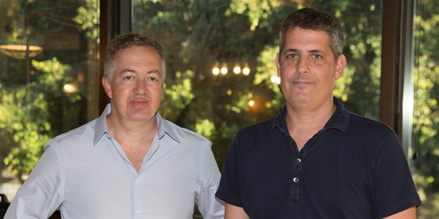 BigID co-founders Dimitri Sirota (left) and Nimrod Vax. Photo: BigID