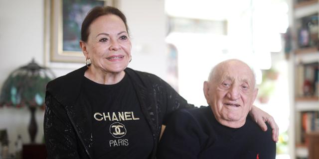 יעקב אגמון הלך לעולמו בגיל 91