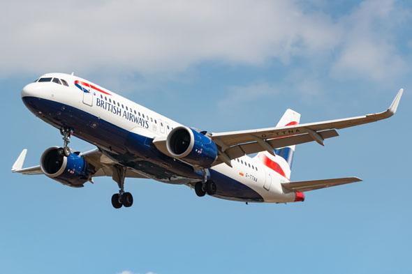 איירבוס A320 באוויר