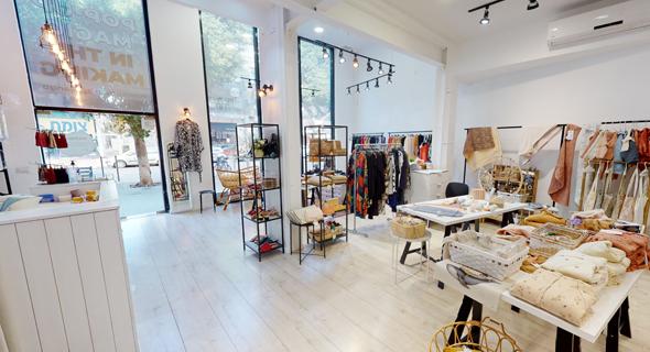 חנות פופ־אפ של ספוטנגו. תחזית לפתיחת 100 חנויות עד סוף 2021