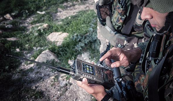 מערכות פתרון רשת רדיו ניידת של אלביט