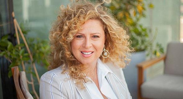 """רונית אטד מנכ""""לית מיקרוסופט ישראל כנס מיקרוסופט פיננסים, צילום: גיא הכט"""
