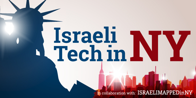 Israeli Tech in New York