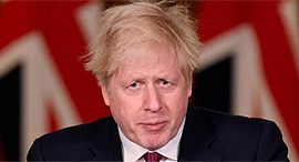 ראש ממשלת בריטניה בוריס ג'ונסון, צילום: רויטרס