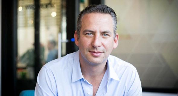 """בנגי זינגר מנכ""""ל WeWork, צילום: שירן כרמל"""