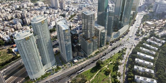 """125 רוכשי דירות בפרויקט """"מגדל הצעירים"""" בת""""א תובעים 68 מיליון שקל מקבוצת חג'ג'"""