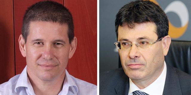 מימין: אלדד פרשר ויובל ברונשטיין, צילום: עמית שעל