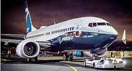 בואינג 737 מקס MAX אישור טיסה, צילום: Boeing