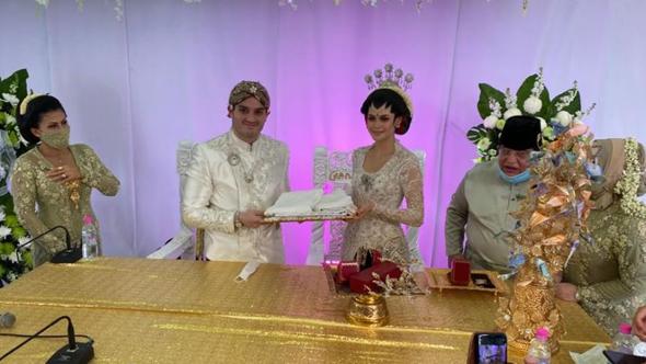 הזוג המאושר, צילום: facebook