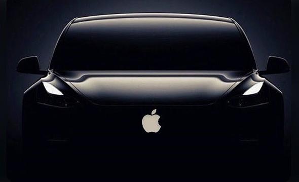 קונספט המכונית של אפל