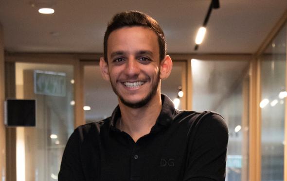 Eden Ben Simon, CEO of IVTech. Photo: IVTech