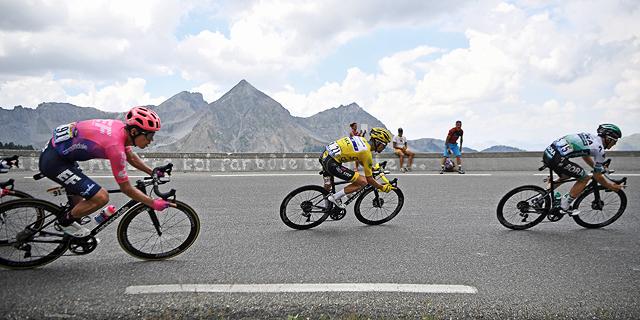 אימון מתקדם: לרכוב בלי לאבד את הראש