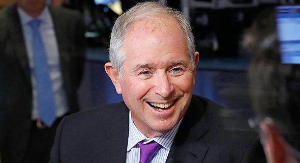 Stephen A. Schwarzman, Blackstone Chairman, CEO and Co-Founder. Photo: AP