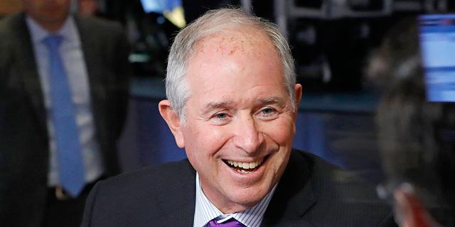 סטיב שוורצמן מייסד קרן בלקסטון, צילום: איי פי