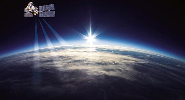 לוויין של חברת סאטיקספיי