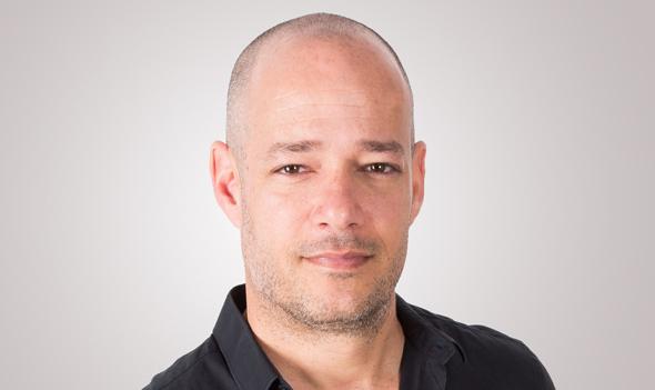 BlazePod Founder and CEO Yaniv Shneiderman. Photo: Asi Greenstein